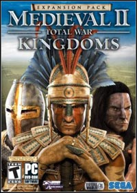 Game Box for Medieval II: Total War - Kingdoms (PC)