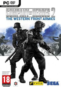 Game Box for Company of Heroes 2: The Western Front Armies (PC)