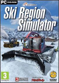 Game Box for Ski Region Simulator 2012 (PC)