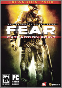 Game Box for F.E.A.R.: Extraction Point (PC)