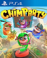 Game Box for Chimparty (PS4)