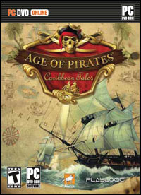 Game Box for Age of Pirates: Caribbean Tales (PC)