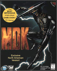 Game Box for MDK (PC)