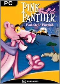 Game Box for Pink Panther: Pinkadelic Pursuits (PC)