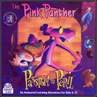 The Pink Panther Passport to Peril cover