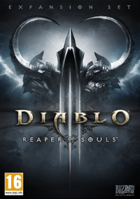 Game Box for Diablo III: Reaper of Souls (PC)