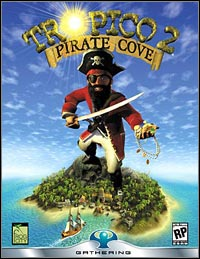 Game Box for Tropico 2: Pirate Cove (PC)