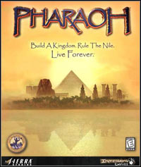 Game Box for Pharaoh (PC)