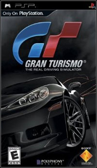 Game Box for Gran Turismo (PSP) (PSP)