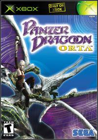Game Box for Panzer Dragoon Orta (XBOX)
