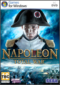 Napoleon: Total War (PC cover