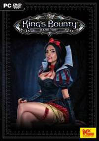 Game Box for King's Bounty: Dark Side (PC)