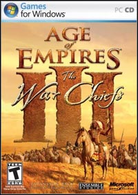 Game Box for Age of Empires III: The WarChiefs (PC)