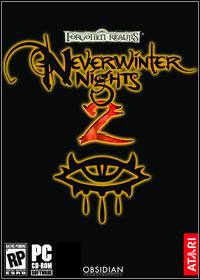 Game Box for Neverwinter Nights 2 (PC)
