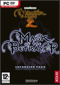 Game Box for Neverwinter Nights 2: Mask of the Betrayer (PC)