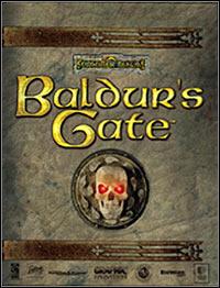 Game Box for Baldur's Gate (PC)