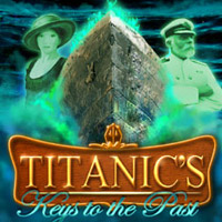 Game Box for Titanic's: Keys to the Past (PC)