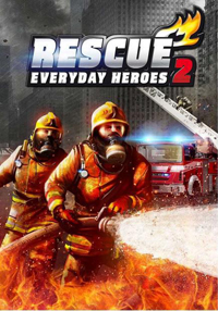 Game Box for Rescue 2: Everyday Heroes (PC)