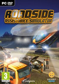 Game Box for Roadside Assistance Simulator (PC)