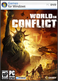 World in Conflict (PC cover