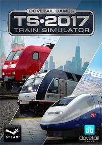 Game Box for Train Simulator 2017 (PC)