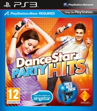 Game Box for DanceStar Party Hits (PS3)
