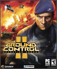 Game Box for Ground Control 2: Operation Exodus (PC)