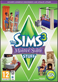Game Box for The Sims 3: Master Suite Stuff (PC)