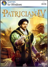 Game Box for Patrician IV: Conquest by Trade (PC)