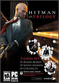 Game Box for Hitman Trilogy (PC)