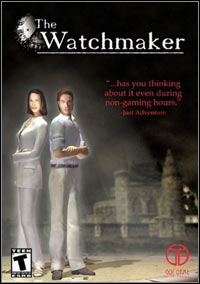 Game Box for The Watchmaker (2001) (PC)