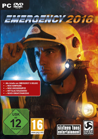 Game Box for Emergency 2016 (PC)