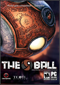 Game Box for The Ball (PC)