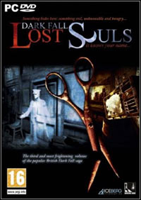 Game Box for Dark Fall 3: Lost Souls (PC)