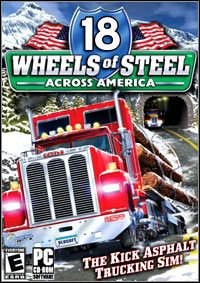 18 Wheels of Steel: Across America cover