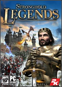 Game Box for Stronghold Legends (PC)