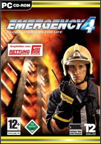 Game Box for Emergency 4: Global Fighters For Life (PC)