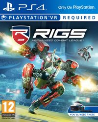 Game Box for Rigs: Mechanized Combat League (PS4)