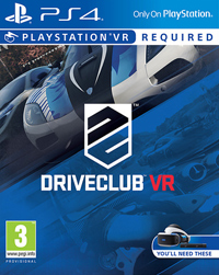 Game Box for DriveClub VR (PS4)