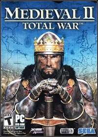 Medieval II: Total War (PC cover
