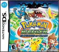 Game Box for Pokemon Ranger: Shadows of Almia (NDS)