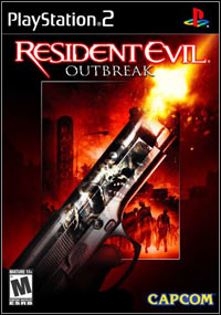 Game Box for Resident Evil: Outbreak (PS2)