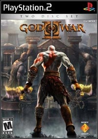 Game Box for God of War II (PS2)