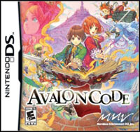 Game Box for Avalon Code (NDS)