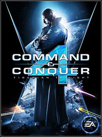 Game Box for Command & Conquer 4: Tiberian Twilight (PC)
