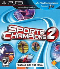 Game Box for Sports Champions 2 (PS3)