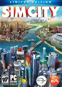 Game Box for SimCity (PC)