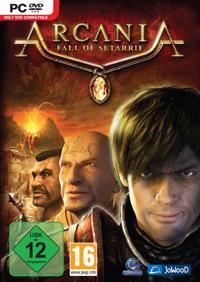 Game Box for Arcania: Fall of Setarrif (PC)