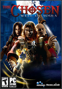 The Chosen: Well of Souls (PC cover