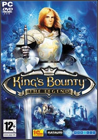 Game Box for King's Bounty: The Legend (PC)
